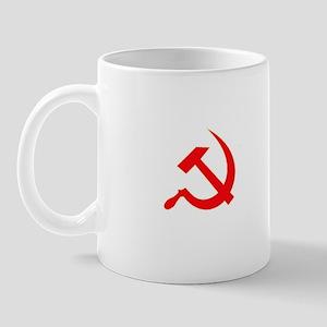 Hammer & Sickle Red Mug