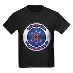 USS HADDOCK Kids Dark T-Shirt