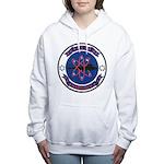 USS HADDOCK Women's Hooded Sweatshirt
