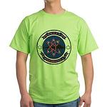 USS HADDOCK Green T-Shirt