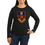 USS HANK Women's Long Sleeve Dark T-Shirt