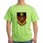 USS HANK Green T-Shirt