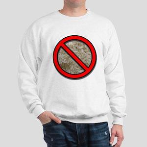 No Rice Sweatshirt