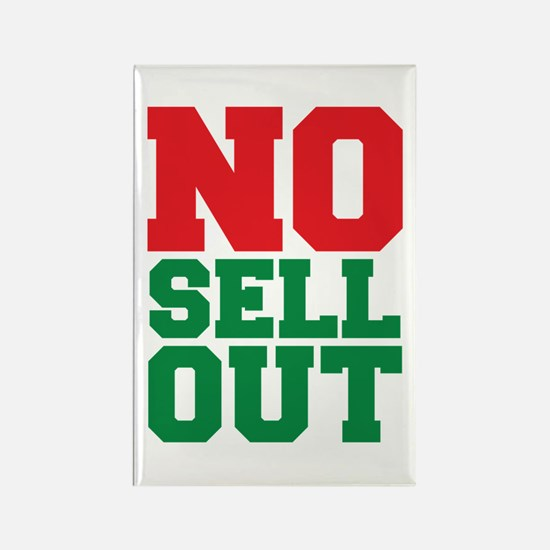NO SELL OUT Magnets