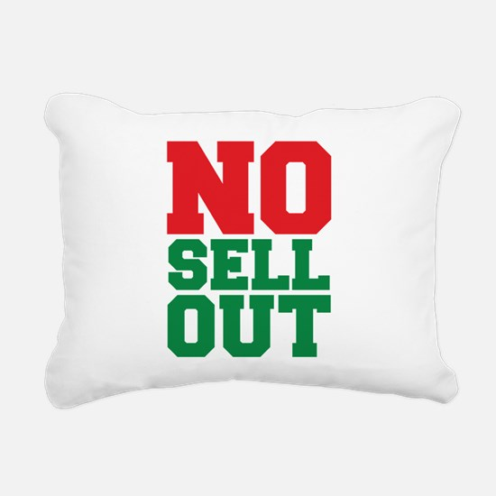NO SELL OUT Rectangular Canvas Pillow