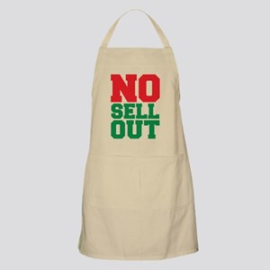 NO SELL OUT Apron