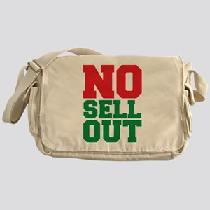NO SELL OUT Messenger Bag