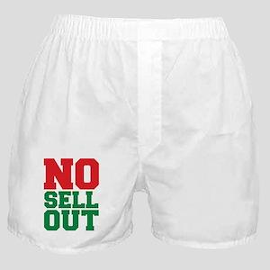 NO SELL OUT Boxer Shorts