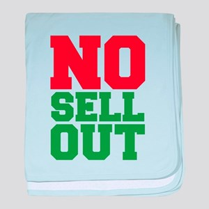 NO SELL OUT baby blanket