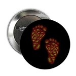 "Tribal Toes 2.25"" Button (10 pack)"