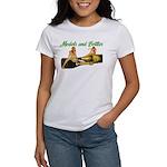 Models & Bottles Women's T-Shirt