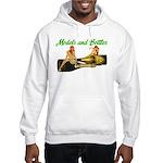 Models & Bottles Hooded Sweatshirt