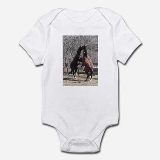 Horseplay Infant Bodysuit