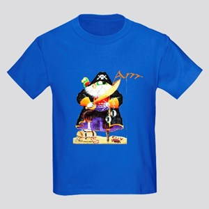 """Pirates"" Kids Dark T-Shirt"