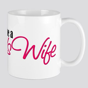 Proud to be a Truckers Wife Mug