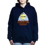 USS HASSAYAMPA Women's Hooded Sweatshirt