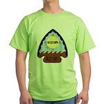 USS HASSAYAMPA Green T-Shirt