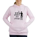 Dude-Wheres my coffee Women's Hooded Sweatshirt