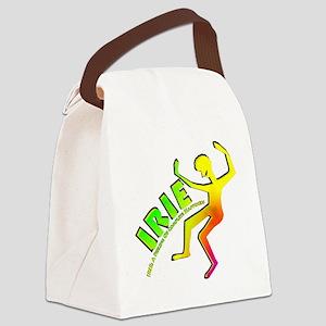 Irie Feeling Canvas Lunch Bag