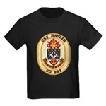 USS HAYLER Kids Dark T-Shirt