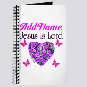 JESUS IS LORD Journal