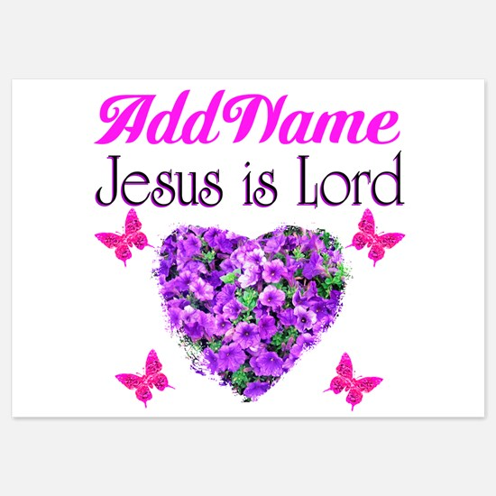 JESUS IS LORD Invitations