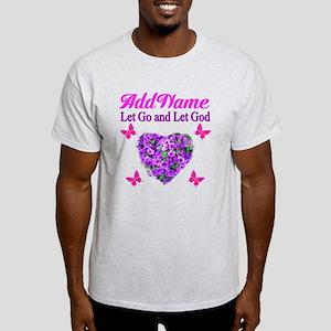 LET GO LET GOD Light T-Shirt