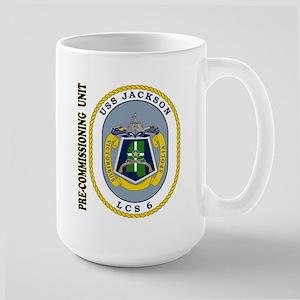 PCU Jackson LCS-6 Large Mug