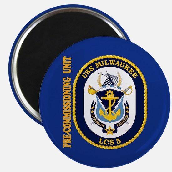 PCU Milwaukee LCS-5 Magnet