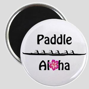 Paddle Aloha Wahine Magnet