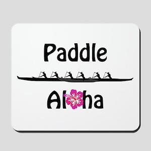 Paddle Aloha Wahine Mousepad