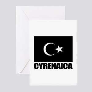 Cyrenaica Greeting Cards
