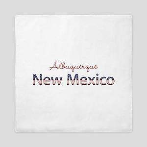 Custom New Mexico Queen Duvet
