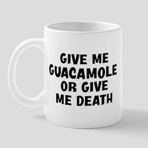 Give me Guacamole Mug