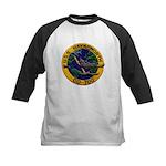 USS HAYNSWORTH Kids Baseball Jersey