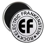 Electric Frankenstein Rock Magnet