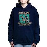 USS HARRY E. HUBBARD Women's Hooded Sweatshirt