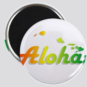 Aloha - Rasta Magnets