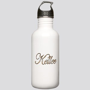 Gold Kellee Stainless Water Bottle 1.0L