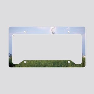 USS North Carolina  License Plate Holder