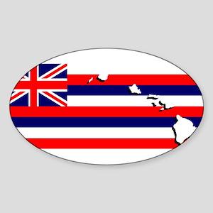 Flag - Hawaiian Island Sticker