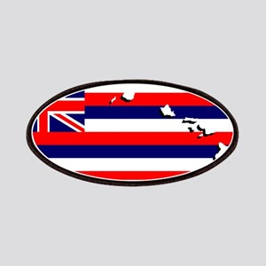 Flag - Hawaiian Island Patches