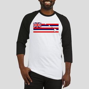 Flag - Hawaiian Island Baseball Jersey