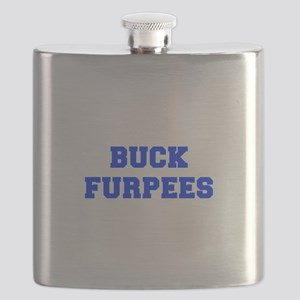 BUCK-FURPEES-FRESH-BLUE Flask