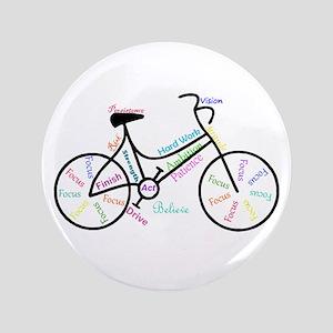 """Motivational Words Bike Hobby Or Sport 3.5"""" B"""