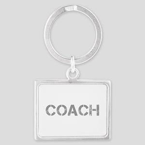 coach-CAP-GRAY Keychains