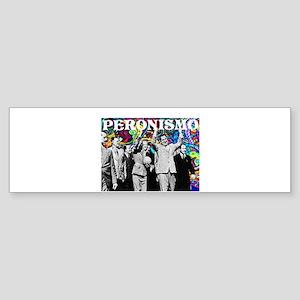 Juan & Evita Peron Sticker (Bumper)
