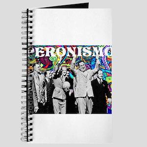 Juan & Evita Peron Journal