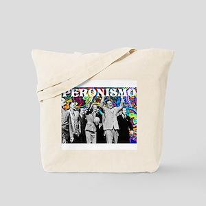 Juan & Evita Peron Tote Bag