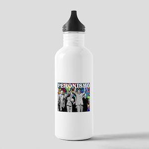 Juan & Evita Peron Stainless Water Bottle 1.0L